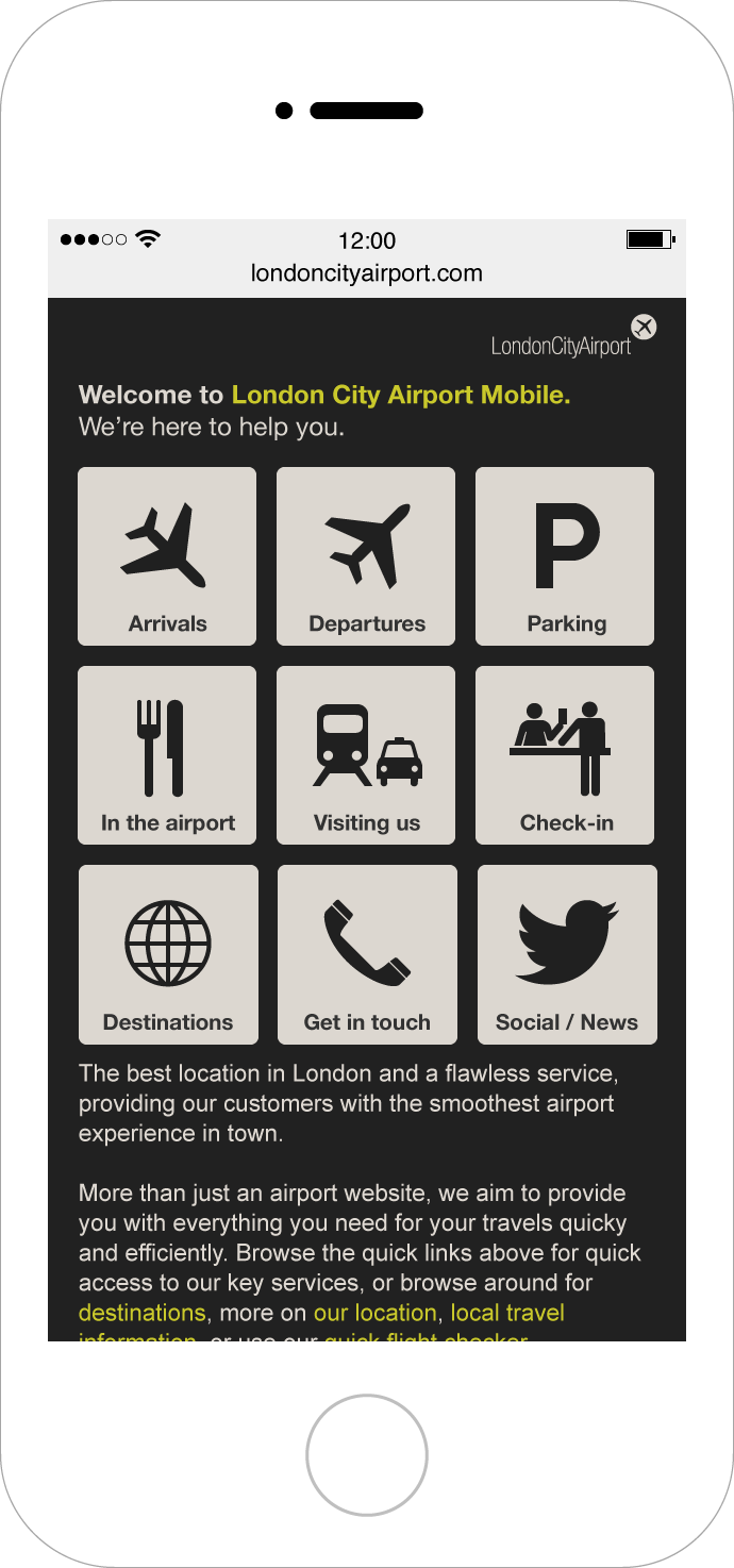 london-city-airport-mobile-site